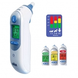 Braun IRT6520 Thermo Scan 7 Infrarot Ohrthermometer