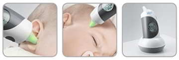 NUK Baby Ohrthermometer 2in1